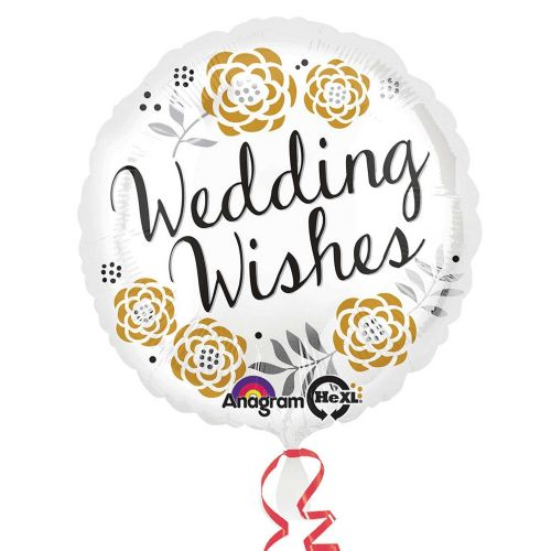 "18"" Wedding Wishes"